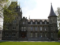 chateau licot ardennes europe hiking